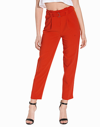 Belted Peg Trousers (2281613589)
