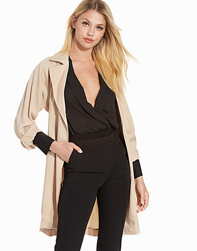 Lightweight Textured Truster Coat (2215365891)