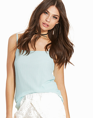 pleated-cami-top