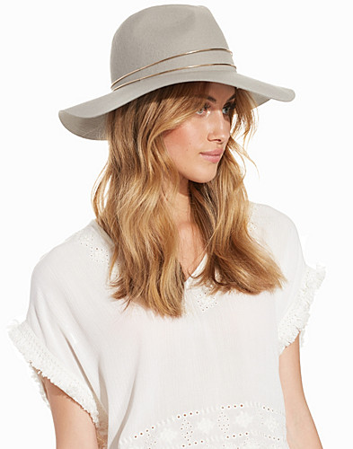 Double Metal Trim Fedora (2220708857)