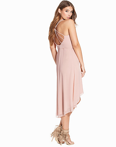 Pink Strappy Dress (2229785195)