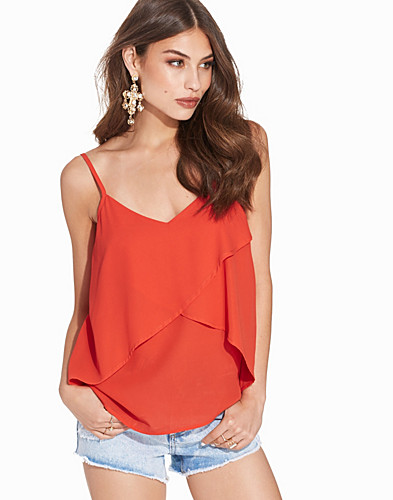 Frill Overlay Top (2239961893)
