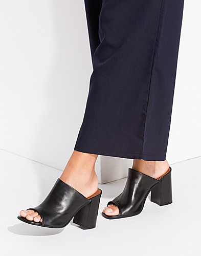 Nelly.com SE - S Leather Mule Sandal 719.00 (1199.00)