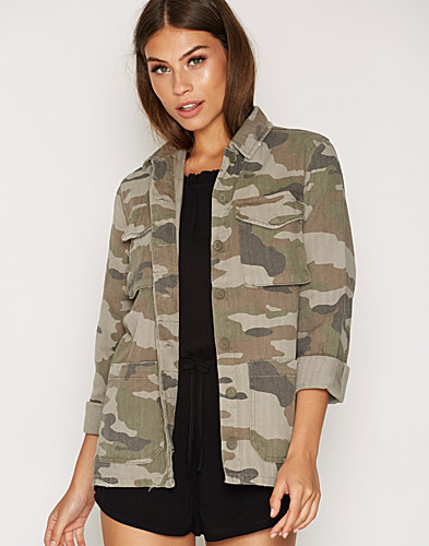 Authentic Camo Shacket Jacket (2294415227)