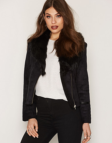 Nelly.com SE - Shearling Jacket 1149.00