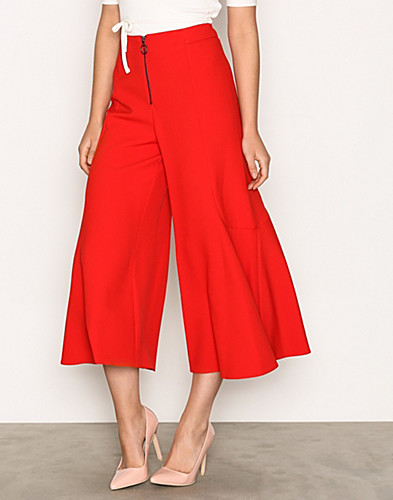 Nelly.com SE - Frill Zip Palazzo Trousers 549.00