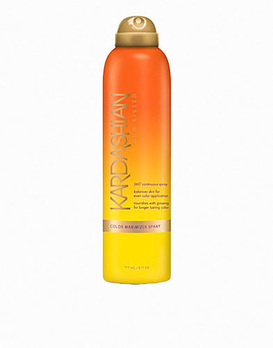 Kardashian Sun Kissed Color Maximizer Continuous Spray 177 ml (2199393441)