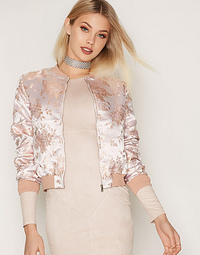 NLY Trend - Fancy Floral Bomber