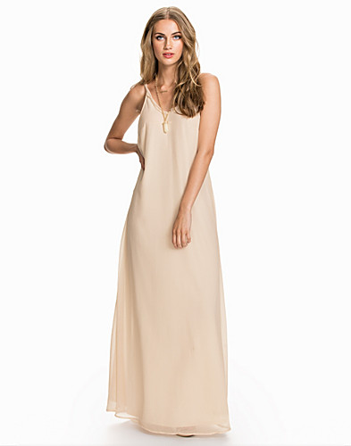 Draped Balcony Dress