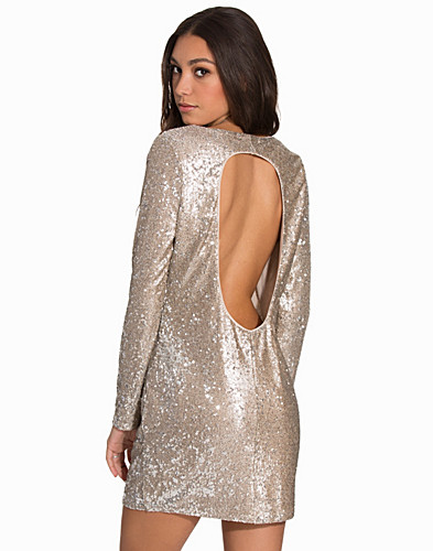Allover Sparkle Dress