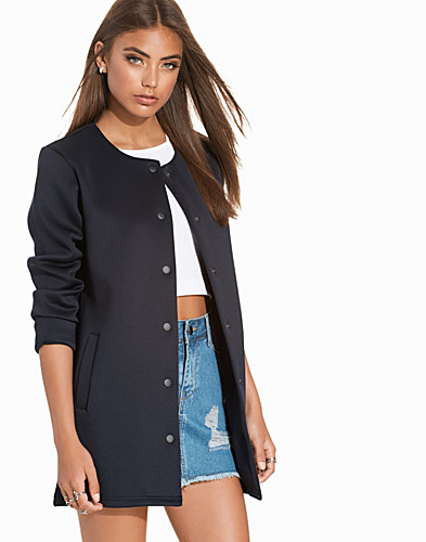 Buttoned Up Jacket (2250231813)