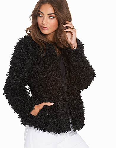 Cuddled Up Fur Jacket (2300131917)