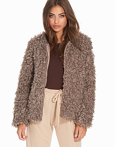 Cuddled Up Fur Jacket (2300131919)