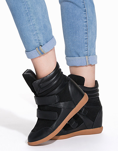 High Top Wedge Sneaker (2146782635)