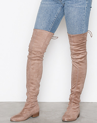 Flat Thigh High Boot (2119293187)