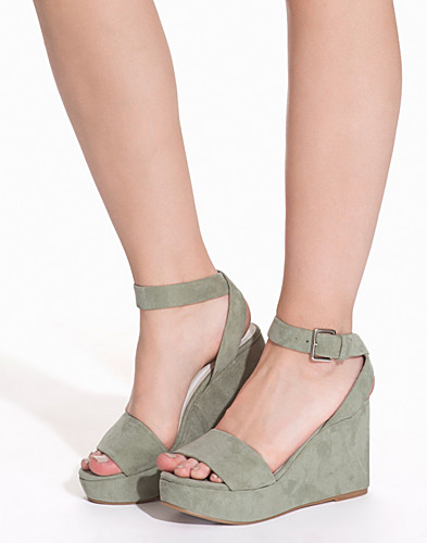 Nelly.com SE - Ankle Strap Wedge Sandal 399.00