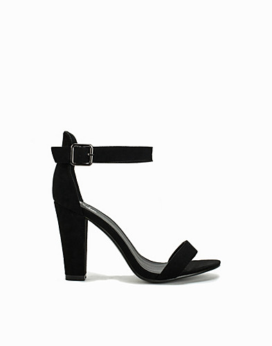 Thin Block Heel Sandal (2151965005)