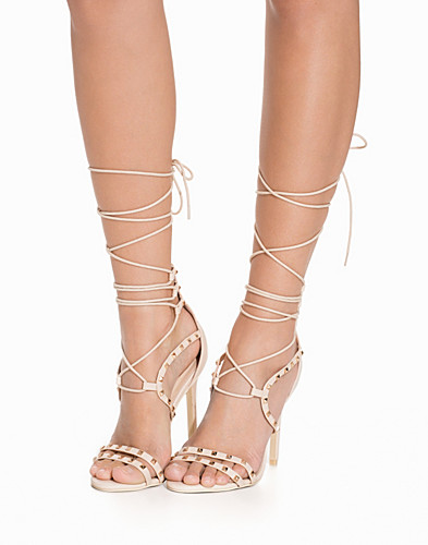 Stud High Heel Sandal (2175591745)