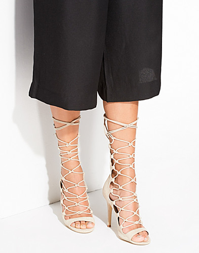 Knot High Heel Sandal (2286180383)