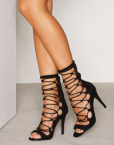 Knot High Heel Sandal (2275467607)