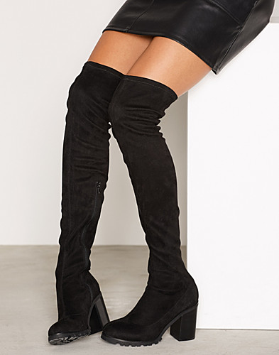 Chunky Thigh High Boot (2305405347)