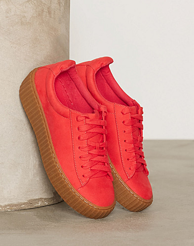 Nly Shoes - Rubber Sole Sneaker