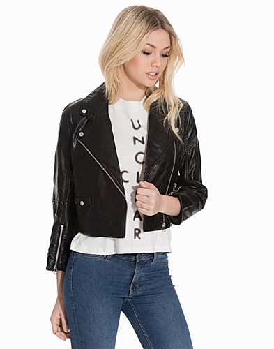Visit Leather Jacket (2147694649)