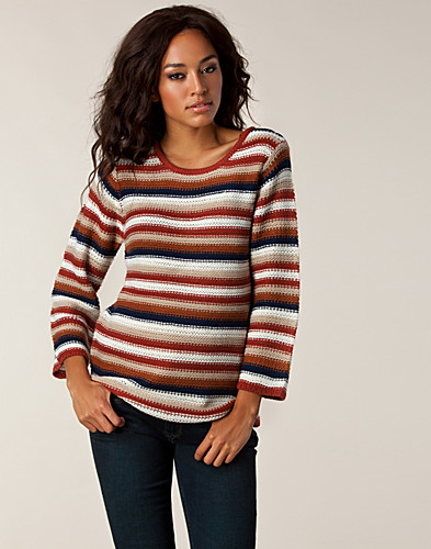 Rut&Circle Karol Stripe Knit