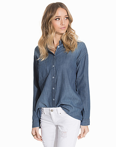Josie Denim Shirt (2138893687)