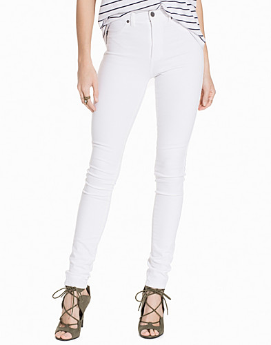 Olivia High White S9 Jeggings (2146782587)
