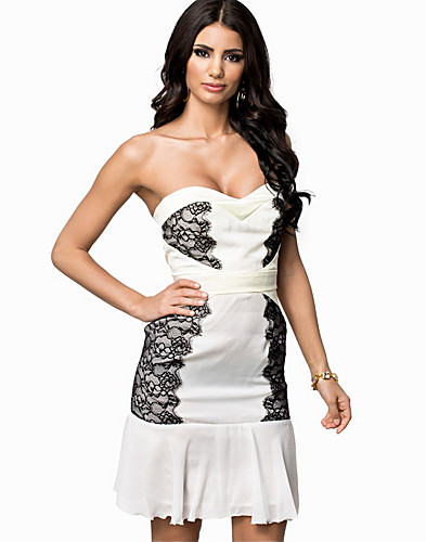 Bandeau Bodycon Dress (1698547617)