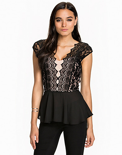 Lace Skater Top (2020183535)