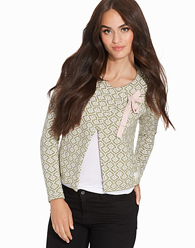 Knitted Wings Cardigan (2256516073)