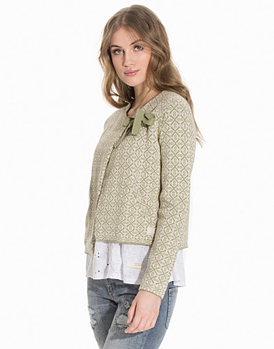 Knitted Wings Cardigan (2148390489)