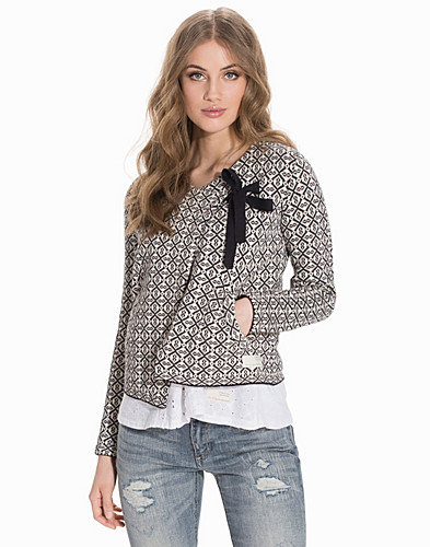 Knitted Wings Cardigan (2143963783)