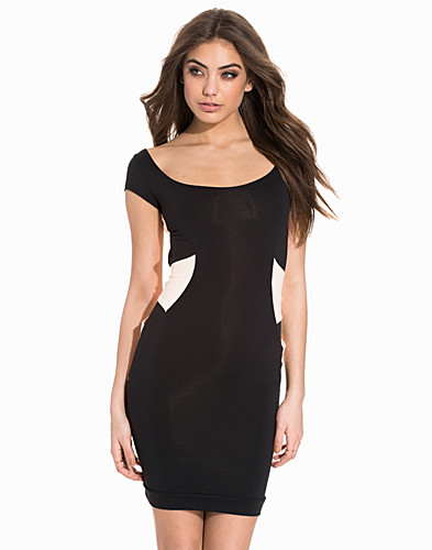 Wrap Back Strap Mini Dress (2167449439)