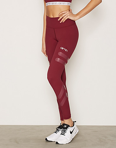Nelly.com SE - Burgundy Tribe High Waist Tights 699.00