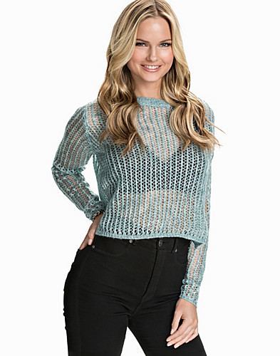 Vmmillion Win Cropped Knit