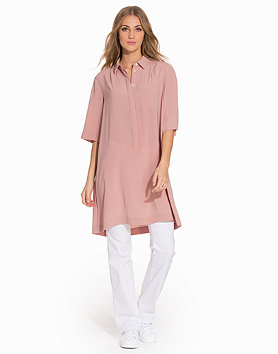 Drapey Pull On Shirt Dress (2137415129)