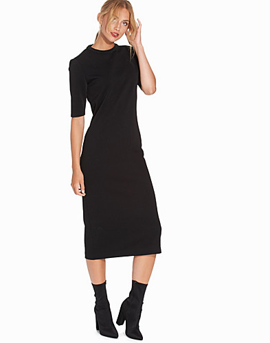 Fitted Mid sleeve Dress (2251728775)