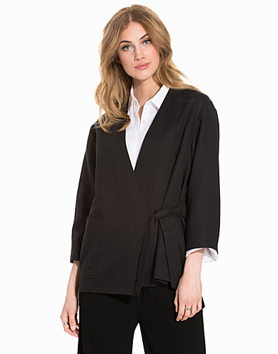 Sally Wrap Belt Jacket (2182629939)
