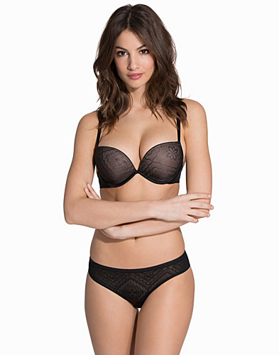 Full Effect Silhoutte Lace Bra (2097703593)
