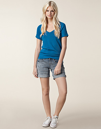 Lukia Denim Shorts