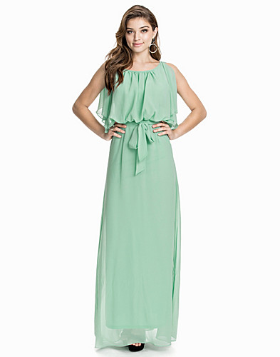Angel Wing Maxi Dress