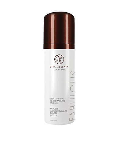 Fabulous Self Tanning Tinted Mousse Medium (2185651311)