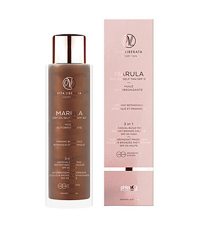 Marula Dry Oil Self Tan SPF 50 (2185651313)