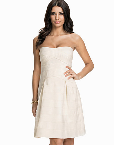 Bandage Bandeau Mini Dress (1898910359)