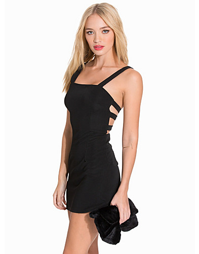 Cross Back Bodycon (2069807639)