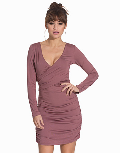 Wrap Front Bodycon (2109061113)