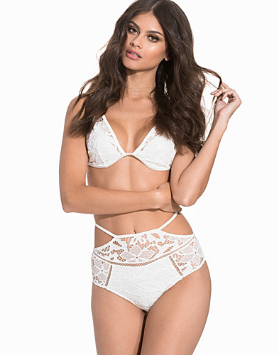 Coco Lace High Bikini Bottom (2199393491)
